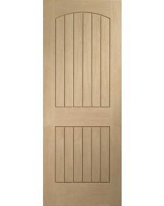 Sussex Oak Internal Fire Door FD30