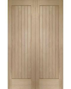 Suffolk Oak Pair Internal Doors