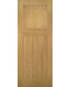 Cambridge Oak Internal Fire Door FD30