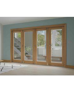 Folding Oak Doors By Deanta 610mm (24)