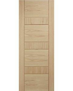 Edmonton Oak Pre-Finished Internal Fire Door FD30