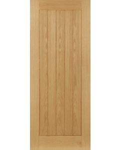 Ely Oak Pre-Finished Internal Fire Door FD30