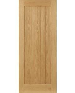 Ely Oak Internal Fire Door FD30