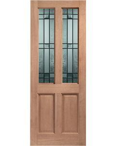 Malton Drydon Double Glazed Hardwood External Door