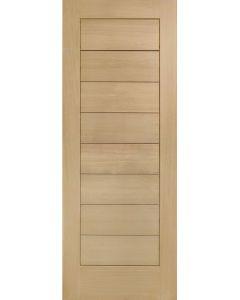 Modena 8 Oak External Door
