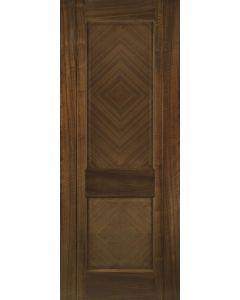 Kensington Walnut Pre-Finished Internal Fire Door FD30