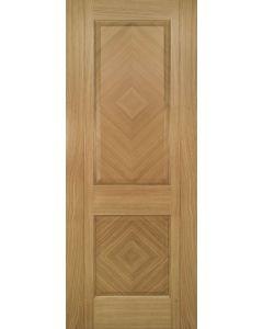 Kensington Oak Pre-Finished Internal Fire Door FD30