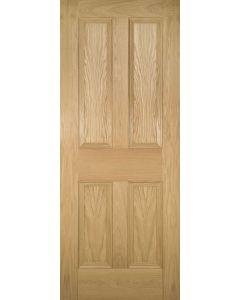Kingston Oak Internal Fire Door FD30