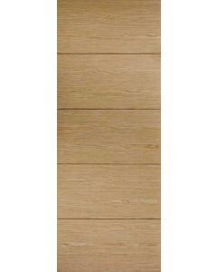 Lille Oak Pre-finished Internal Door