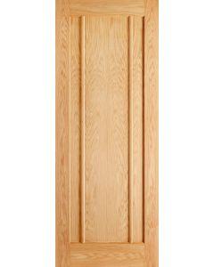 Lincoln Oak Pre-Internal Fire Door FD30
