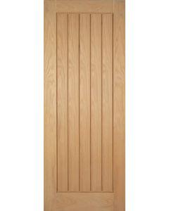 Mexicano Oak Internal Fire Door FD30