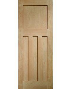 DX Oak Internal Fire Door FD30