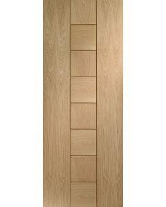 Messina Oak Internal Fire Door FD30