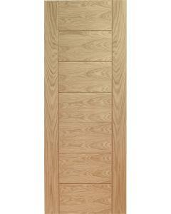 Palermo Oak Pre-Finished Internal Door