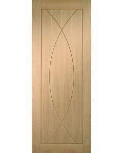 Pesaro Oak Pre-Finished Internal Door