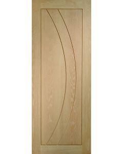 Salerno Oak Internal Fire Door FD30