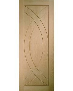 Treviso Oak Pre-Finished Internal Door