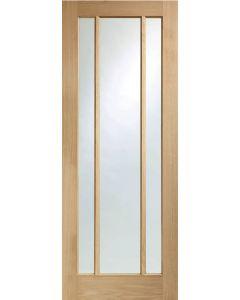 Worcester Oak Glazed Internal Fire Door FD30