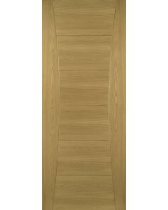 Pamplona Oak Pre-Finished Internal Fire Door FD30