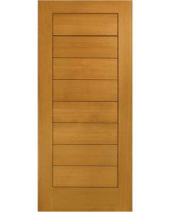 Modena Oak Pre-Finished External Door