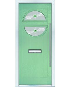 Stirling Composite External Door