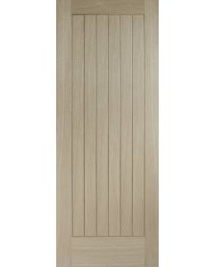Suffolk Statement Solid Oak Internal Door