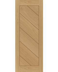 Torino Oak Pre-Finished Fire Door FD30