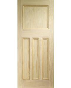 Vine DX / 1930's Clear Pine Internal Door