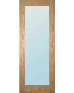 Walden Oak Obscure Glazed Internal Door