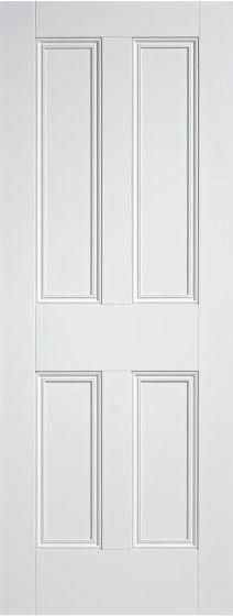 Malton Nostalgia 4P White Pre-Primed Internal Doors