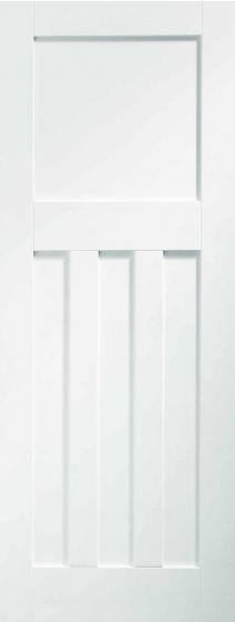 DX White Primed Internal Door (XL)