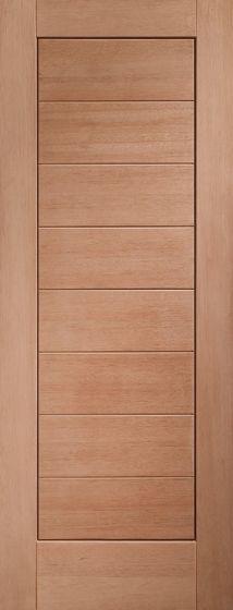 Modena Hardwood External Door