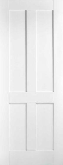 London White Primed Internal Door