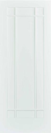 Manhattan White Primed Internal Door