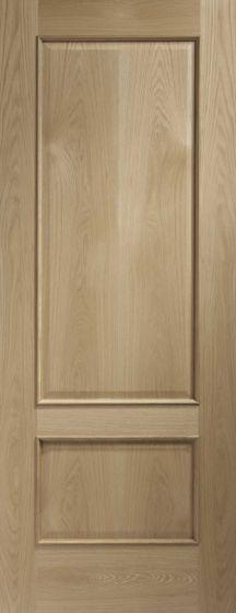 Andria Oak With Raised Mould Internal Door
