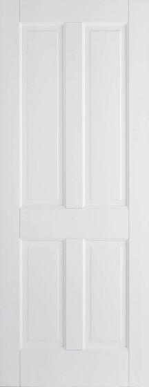 Canterbury White Primed Internal Fire Door FD30 (LPD)