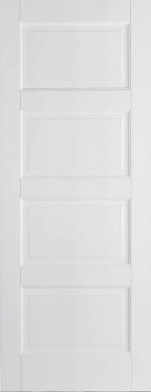 Contemporary White Primed Internal Fire Door (FD30)