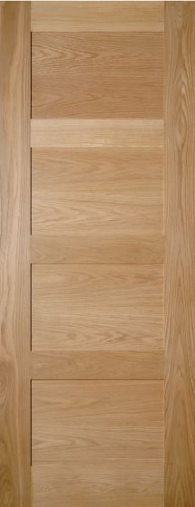 Coventry Oak 4 Panel Pre-finished Internal Door