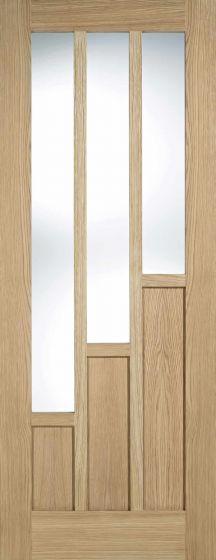 Coventry Oak Internal Glazed Doors