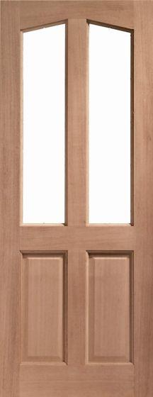 Richmond Hardwood Unglazed External Door