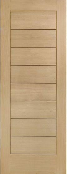 Modena 8 Oak External Doors