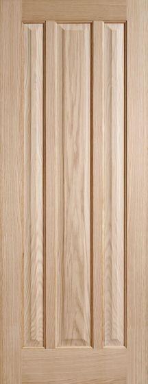 Kilburn Oak Internal Fire Door FD30