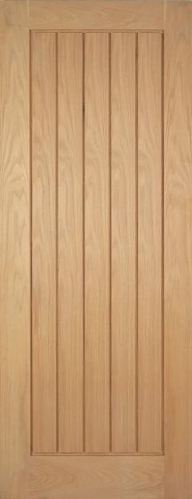 Mexicano Oak Pre-Finished Fire Door FD30