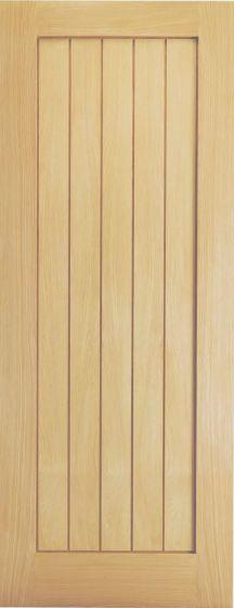 Mexicano Slimline Oak Internal Doors