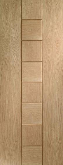 Messina Oak Pre-Finished Internal Door