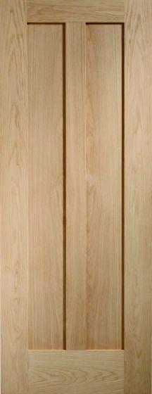 Novara Oak Internal Fire Door FD30