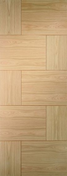 Ravenna Oak Pre-Finished Internal Door