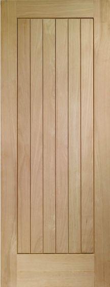 Suffolk Oak Pre-Finished Internal Door