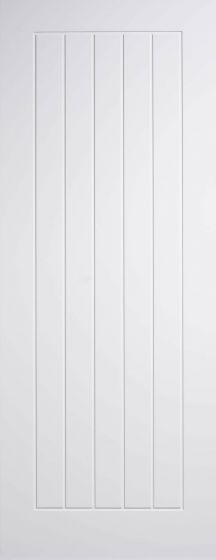 Mexicano White Primed Internal Fire Door (FD30)
