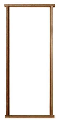Hardwood External Door Frame with Weather seal (Inwards & Outwards opening)